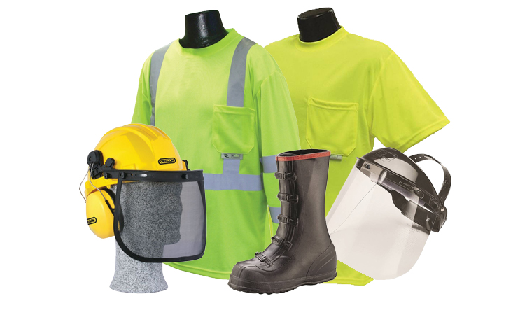 Protective Apparel & Footwear